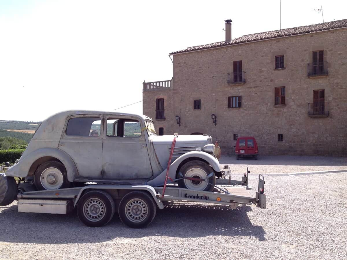 Taller Sant Feliu - Vehicles clàssics
