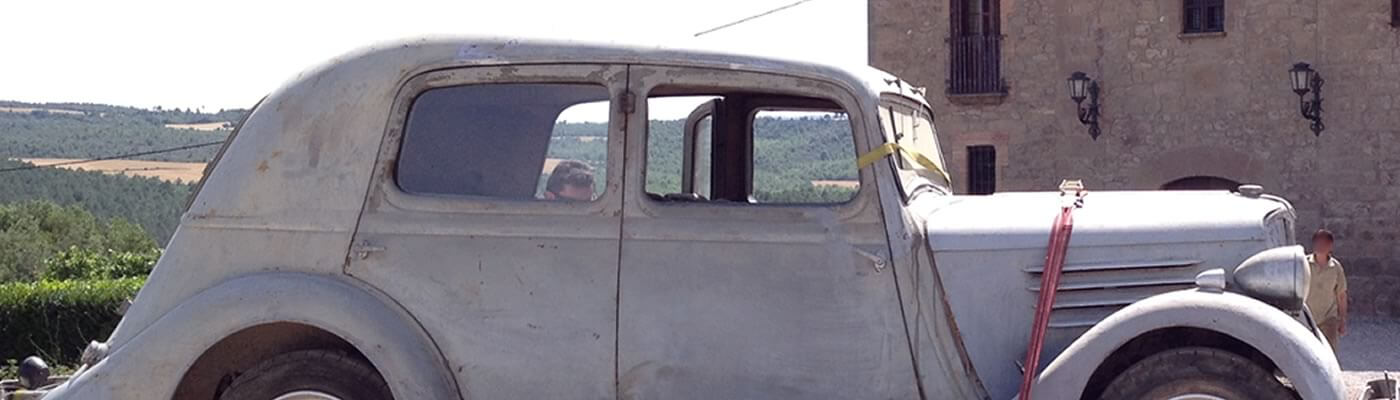 Vehicles clàssics | Taller Sant Feliu